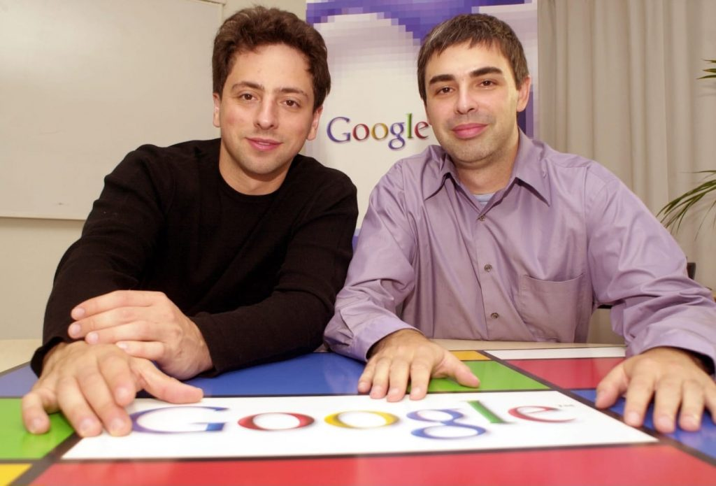 serley brin and larry page nedir